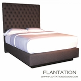 Bronson Tufted Bed