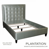 Delano Bed | Boxspring