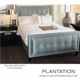 Delano Bed, Footboard