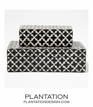 Diamant Boxes Set