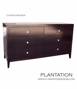 Cohen Dresser, Stained