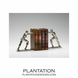 Atlas Bookends