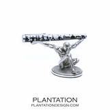 Pewter Pen Holder | Titan