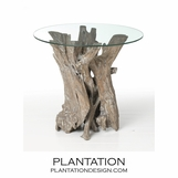 Harwich Driftwood Side Table