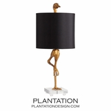 Canard Table Lamp