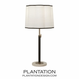 Carlton Table Lamp | Antique Brass