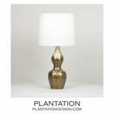 Celine Table Lamp | Brass