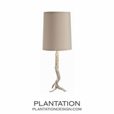 Iron Branch Table Lamp