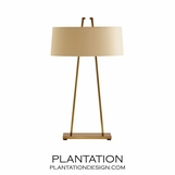 Rooney Brass Table Lamp