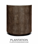 """Hilson """"Shagreen"""" Side Table 