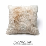 Andes Alpaca Pillows | White