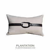 Buckle Pillow | Natural