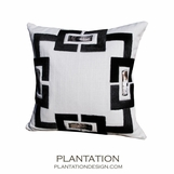 Rufus Linen Pillow