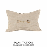 Wavery Linen Pillows | Lumbar