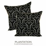 """Why"" Pillows 