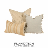 Egypt Linen Pillows