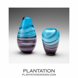 Horizon Glass Vases