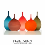 Hues Opaque Vases