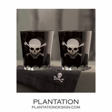 Skull & Crossbones DOF | Set of 6