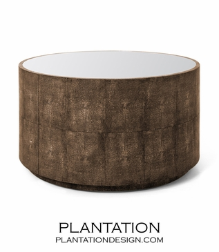 "Hilson ""Shagreen"" Coffee Table 