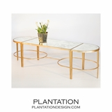 Trinity Coffee Table | 3-piece
