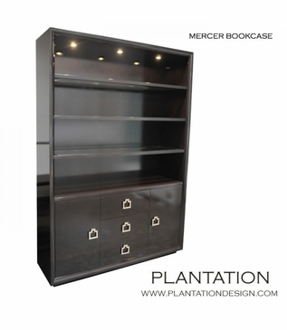 Mercer Bookcase