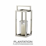 Presidio Steel Lantern | Single