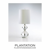 Sheldon Crystal Table Lamp