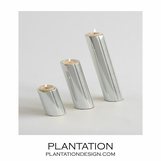 Pisa Votives Set | Nickel