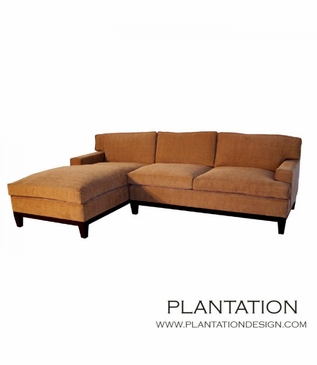 Asher Sofa Sectional w/Chaise