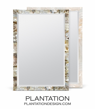 Auckland Wall Shell Mirrors