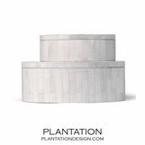 Gant Bone Boxes | Set of 2