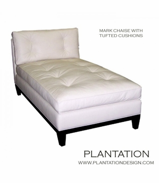 Mark Tufted Chaise