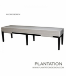 Alexio Extra-Long Bench