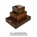 Lacquered Boxes | Rosewood