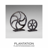 Wheel Sculptures Set | No. 1