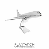 Aviator Plane Sculpture | Large