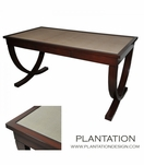 Lancaster Desk | Inlaid Top