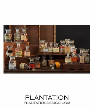 Farmacia Jars Set