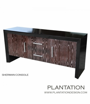 Sherman Buffet, Stained