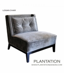 Logan Tufted Chair