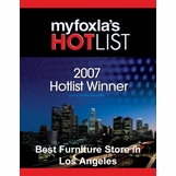 Fox News voted Best Furniture Store
