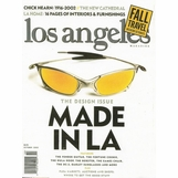 Los Angeles Magazine October 2002