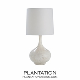 Icon Porcelain Lamp