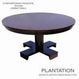Croft Contemporary Dining Table