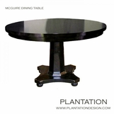 McGuire Dining Table | Round