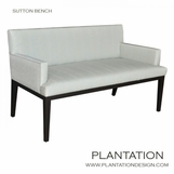 Sutton Dining Bench
