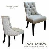 Diamond Dining Chair | No. 1