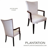 Jacob Dining Arm Chair