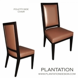 Poletti Dining Side Chair